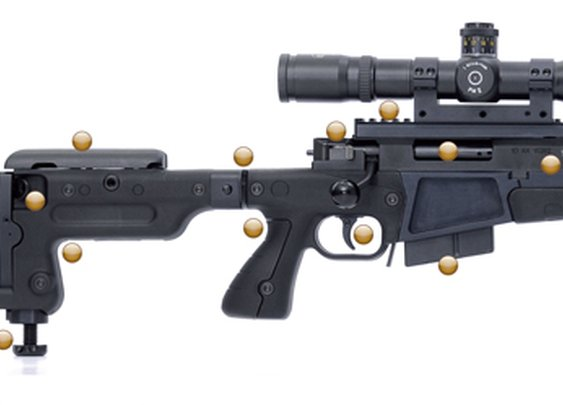 Sniper Rifle Systems - AE, AW, AX, AX50 & AICS Sniper Rifles | Accuracy International