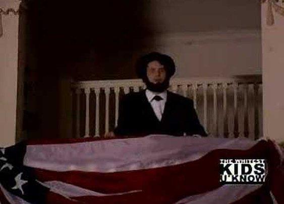 Whitest Kids U' Know: Abe Lincoln      - YouTube