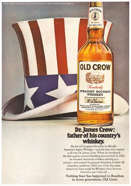 Drink whiskey.