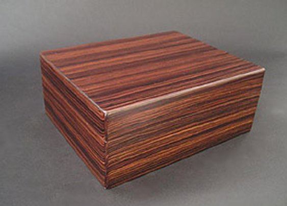 Michael Dixon Humidor - East Indian Rosewood