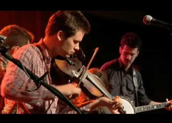 Old Crow Medicine Show - Wagon Wheel