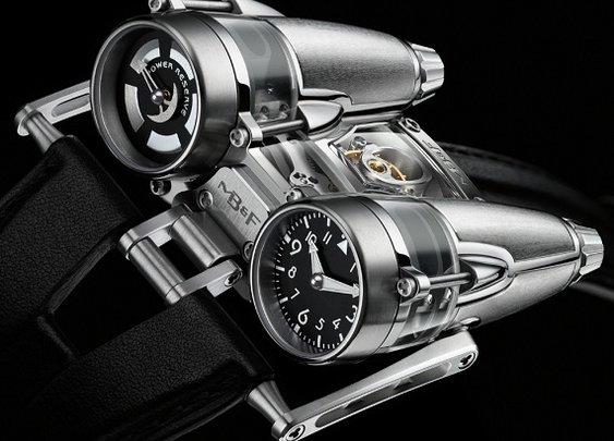 MB&F; HM4 Thunderbolt Watch