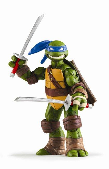 New Ninja Turtle Action Figures