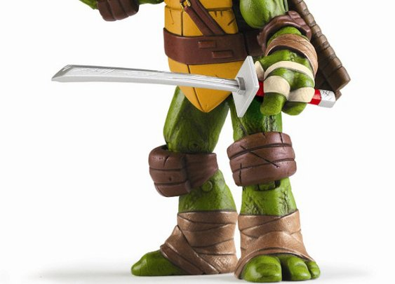 New Ninja Turtle Action Figures