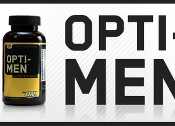 OPTI-MEN | The Complete Daily Men's Multi-Vitamin