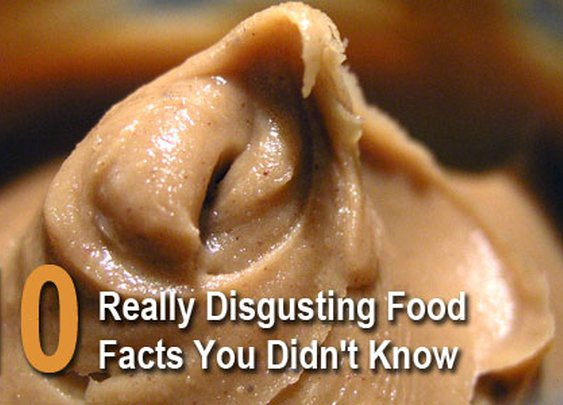 Disgusting food facts | Gross food facts | What's in a McNugget?