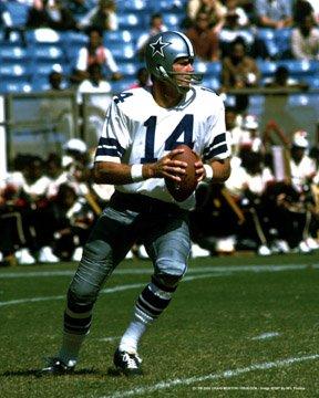 Craig Morton - Dallas Cowboys