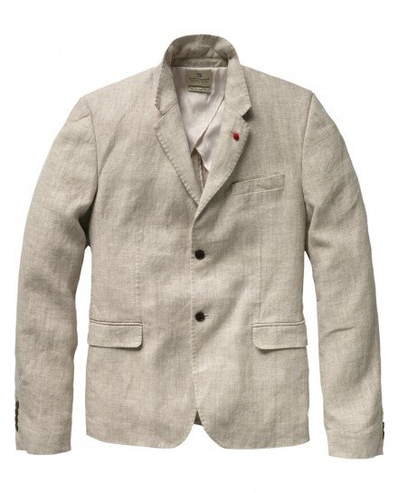Summer dressed blazer - Inbetweens - Scotch & Soda Online Shop