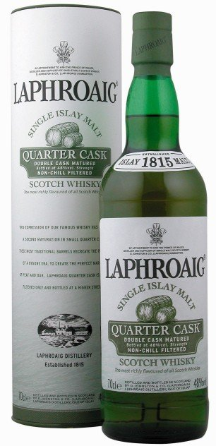 Laphroaig Scotch Tasting (Photos) - Luxist