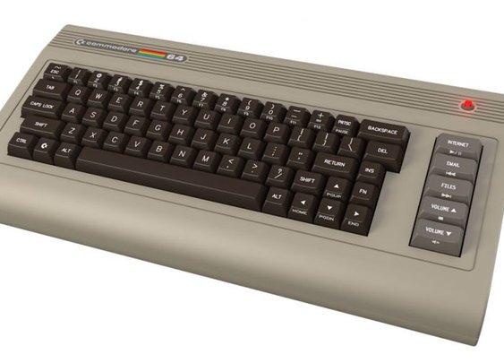 Commodore USA - C64x