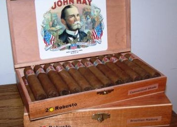 Made in the USA - John Hay Cigars   Originated 1882