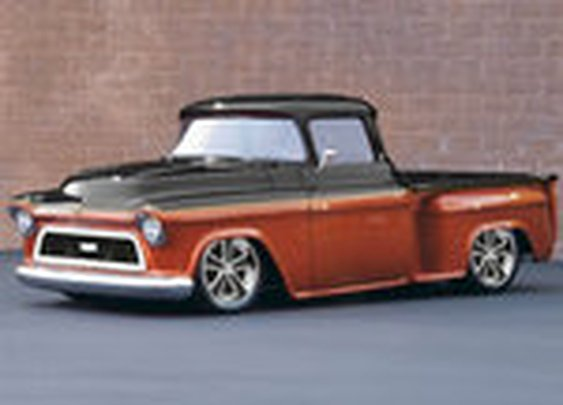 57 Chevy Truck Custom