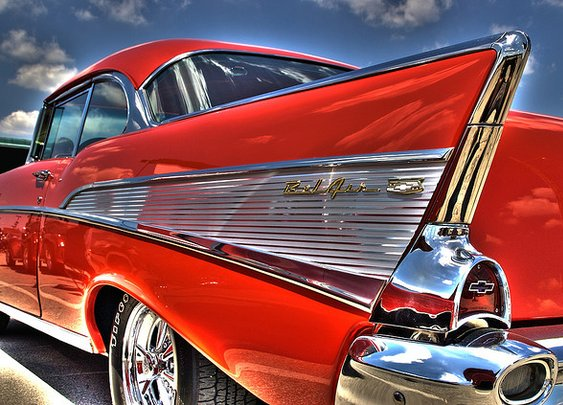 Chevy Bel Air American Classic Cars