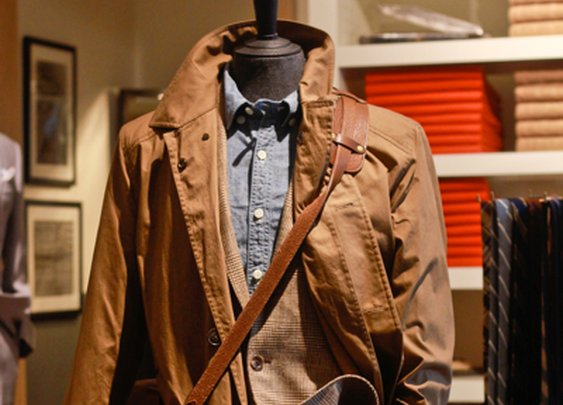 Store Spotlight: J.Crew Opens Inaugural Ludlow Shop: The GQ Eye: GQ on Style: GQ