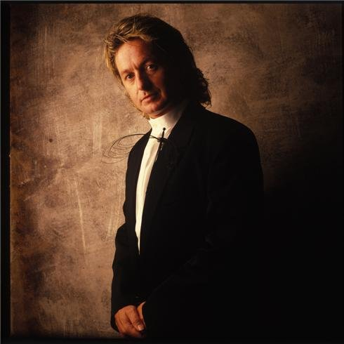 Jon Anderson -- by William Coupon