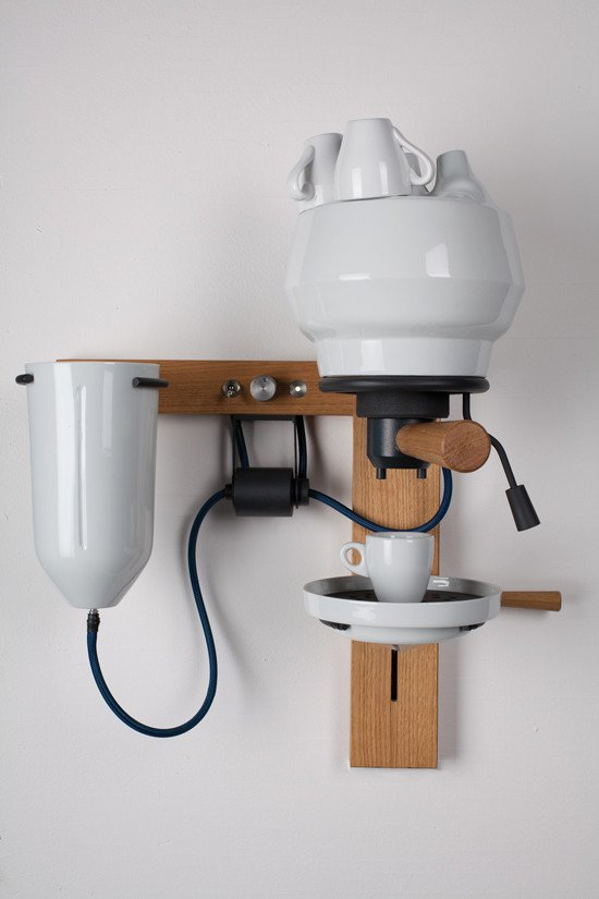 A Coffee Maker That Exudes Warmth Instead Of Industrial Cool | Co.Design: business + innovation + design