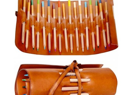 Pencil Holder by TravelTeq