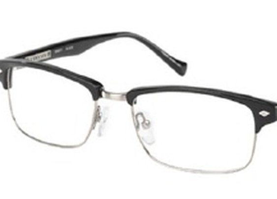 Lucky Brand Emery Eyeglasses | Men's Rectangular Emery Frames