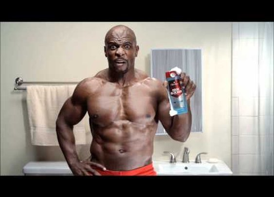 Terry Crews - Old Spice Commercials [HD]      - YouTube