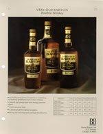 Welcome to the Sazerac Company: Very Old Barton Bourbon