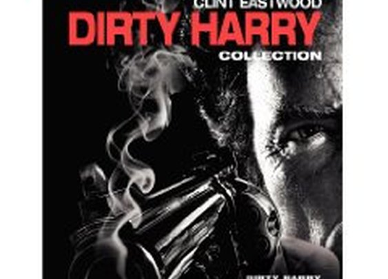 Dirty Harry blu-ray Collection (Dirty Harry / Magnum Force / The Enforcer / Sudden Impact / The Dead Pool)