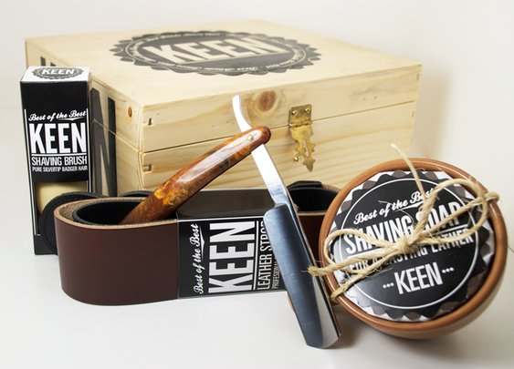 KEEN Shave Kit