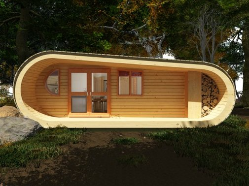 Eco-PERCH is the Rolls Royce of treehouses