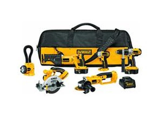 Newegg.com - Dewalt 6Pc 18V Combo Kit