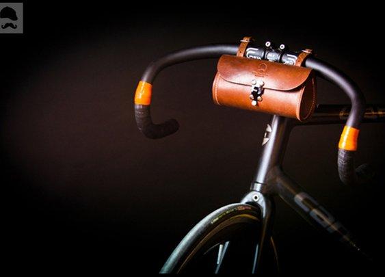 Black Smith Tool Case by Wheelmen & Co.
