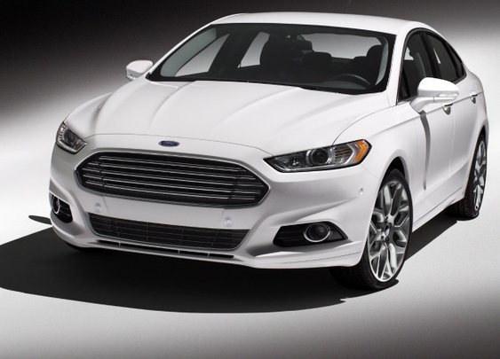 Detroit Auto Show: 2013 Ford Fusion Gets All 4-Cyl Lineup and a Plug-In Hybrid Version : Discovery Channel