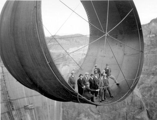 Hangin' Around Hoover Dam
