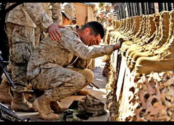 American Soldier- Toby Keith (Tribute)      - YouTube