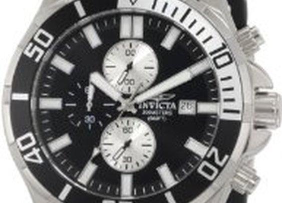 Invicta Men's 1476 Sea Spider Collection Scuba Chronograph Watch