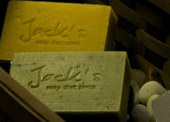 Jack's - Soap That Saves