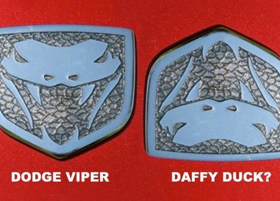 Dodge Viper or Daffy Duck?