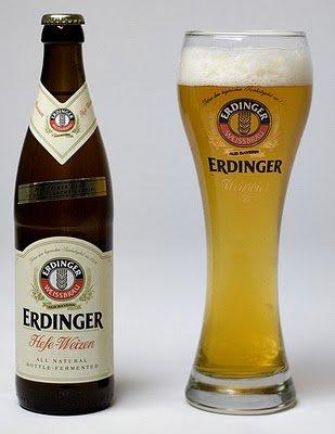 Tap and Tell: Erdinger Hefe-Weizen