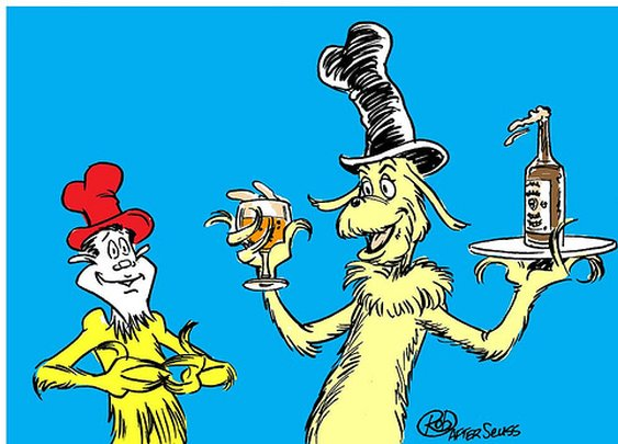 Craft Beer & Ale: A Parody of Dr. Seuss' Green Eggs & Ham | Brookston Beer Bulletin