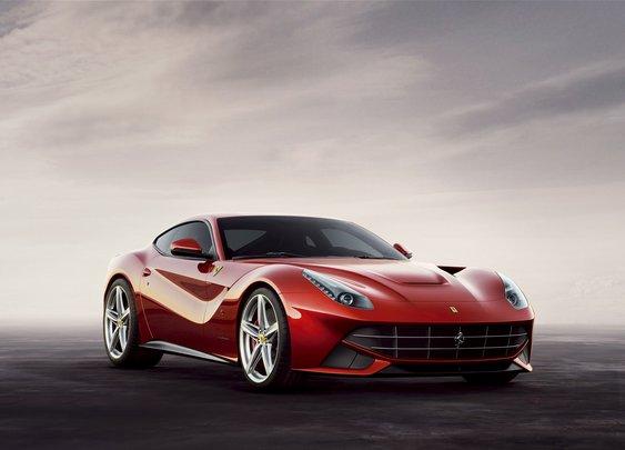 2012 Ferrari F12 Berlinetta - Front Angle