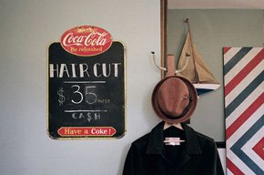 The Belmont Barbershop, Vancouver