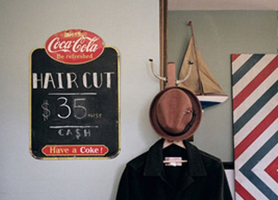 The Belmont Barbershop, Vancouver