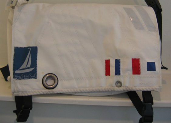 Second Wind Sails - Recycled Sail Bags