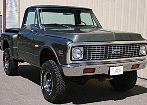 Chevrolet Cheyenne for sale   Hemmings Motor News