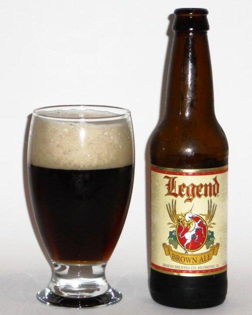 """Must Love Beer - Legend """"Brown Ale"""""""