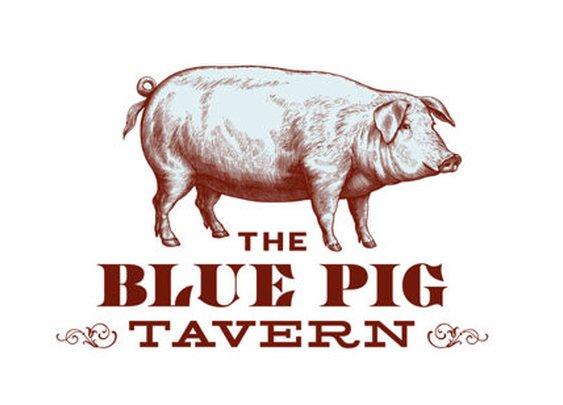 The Blue Pig Tavern