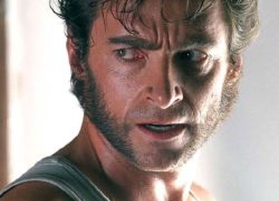 Sideburns by Hugh Jackman