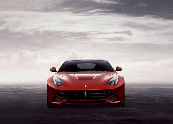 2012 Ferrari F12berlinetta - Front