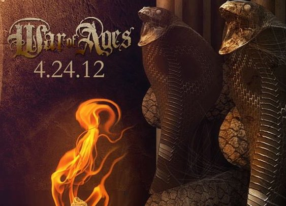"""War of Ages' new album """"Return to Life"""""""
