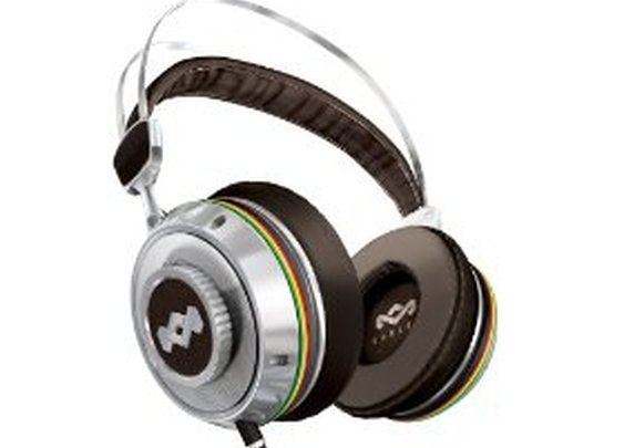 Marley Destiny Collection TTR Active Noise Isolating Over Ear Headphones