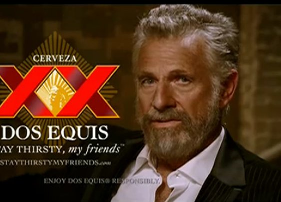 Every Video from Dos Equis' The Most Interesting Man In the World Ad Campaign