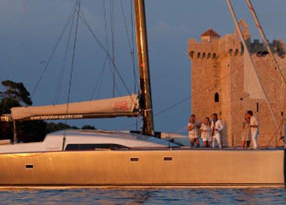 High Performance Multihull Sailing Yachts | Luxury Catamarans